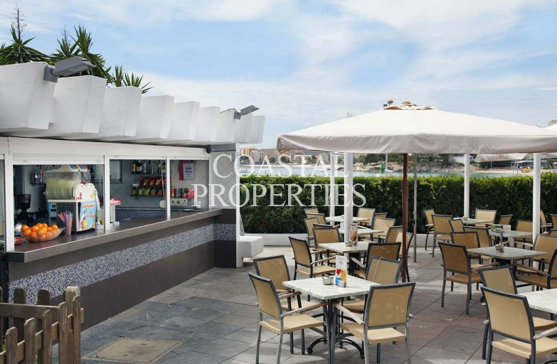 Property for Sale in Portonova hotel, One bedroom apartment with partial sea views for sale Palmanova, Mallorca, Spain