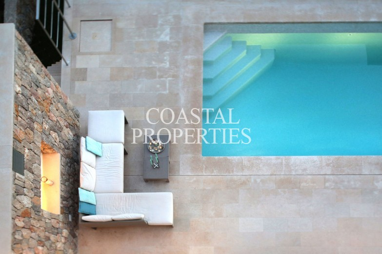 Property for Sale in Santa Ponsa, Luxury modern 6 bedroom sea view villa for sale Santa Ponsa, Mallorca, Spain