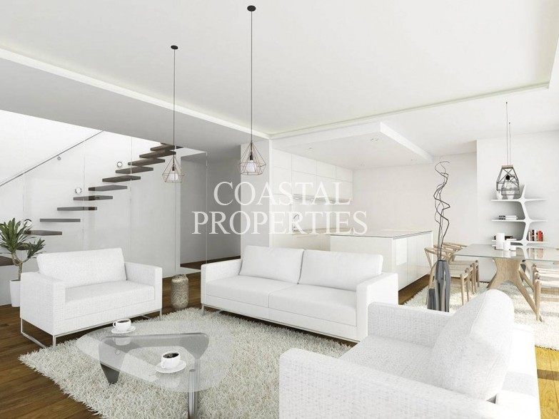 Property for Sale in Port De Soller, Modern villa under construction in top location  Port De Soller, Mallorca, Spain
