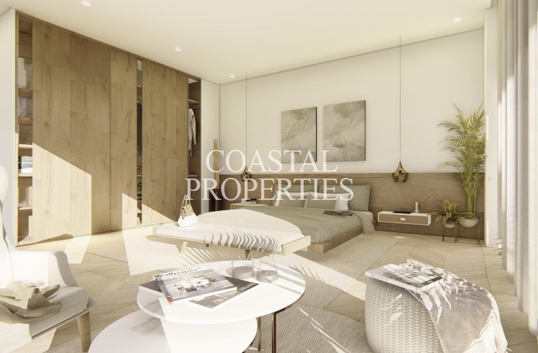 Property for Sale in Cala Vinyes, Unique opportunity to purchase this modern 5 bedroom villa project  Cala Vinyes, Mallorca, Spain