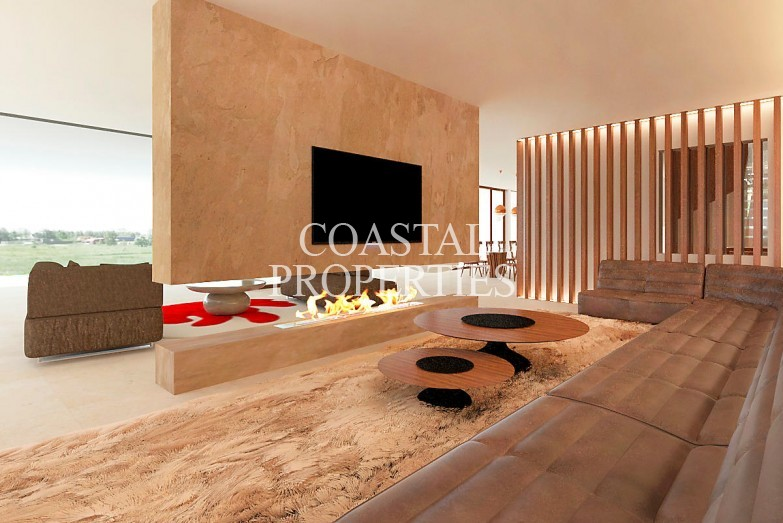 Property for Sale in Cala Vinyes, Project for sale with three different options,  Modern luxury property with views Cala Vinyes, Mallorca, Spain