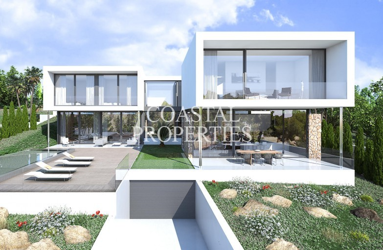 Property for Sale in Sol De Mallorca, Project for sale in Sol De Mallorca, Modern 4/5 bedroom villa with swimming pool Sol De Mallorca, Mallorca, Spain