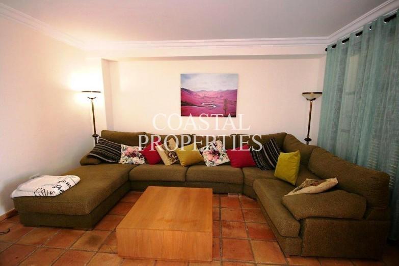 Property for Sale in Santa Ponsa, The first-line sea view terraced villa for sale Santa Ponsa, Mallorca, Spain
