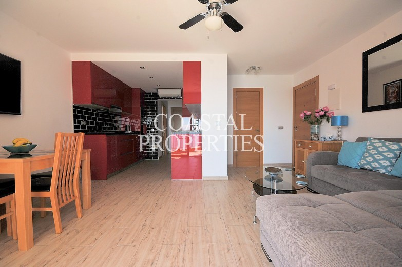 Property for Sale in Palmanova, First line 2 bedroom apartment with direct beach access for sale Palmanova, Mallorca, Spain