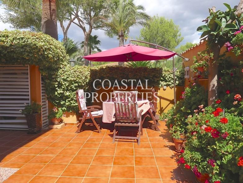Property for Sale in Santa Ponsa Nova, Unique 2 bedroom villa in exclusive location Santa Ponsa, Mallorca, Spain