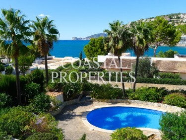Property for Sale in Seaview apartment for sale within walking distance of harbourside Puerto Andratx, Mallorca, Spain