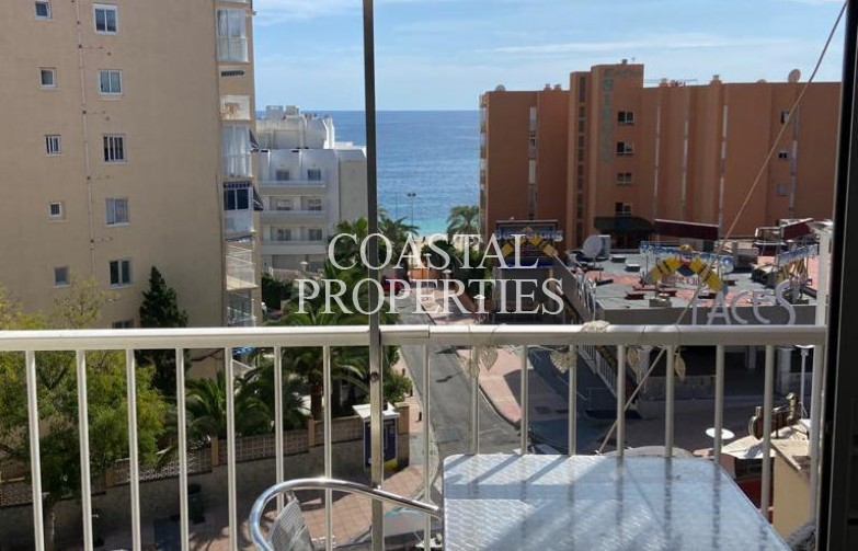 Property for Sale in Magalluf, 3 bedroom apartment close to bars and restaurants Magalluf, Mallorca, Spain