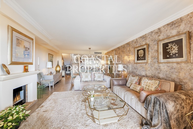 Property for Sale in Luxury Penthouse with Panoramic Sea Views  Santa Ponsa, Mallorca, Spain