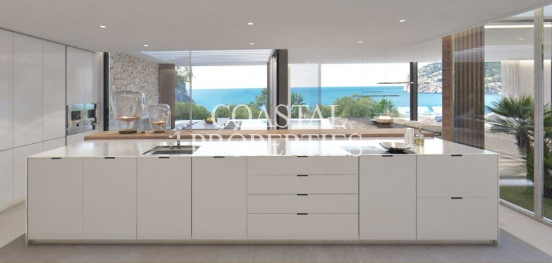 Property for Sale in Sea view 5 bedroom project for sale Camp De Mar, Mallorca, Spain