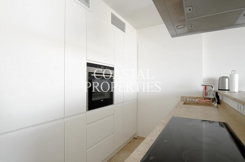 Property for Sale in 3 bedroom apartment with sea and marina views Puerto Portals, Mallorca, Spain