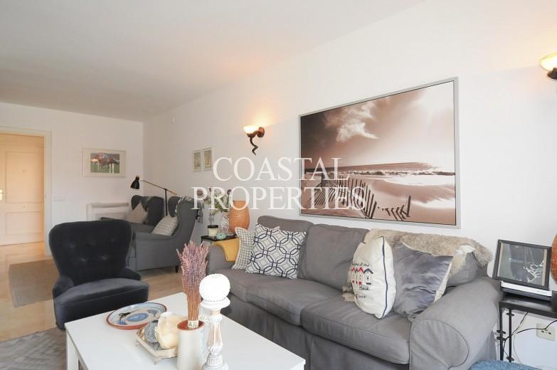 Property for Sale in Duplex garden apartment for sale El Toro, Mallorca, Spain