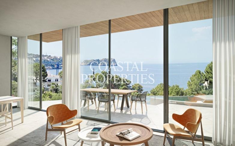Property for Sale in Modern sea view project for sale in an exclusive area Costa De La Calma, Mallorca, Spain