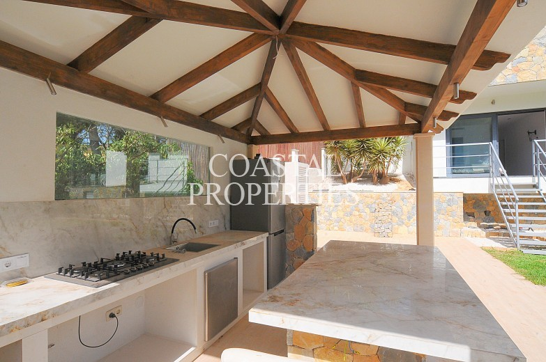 Property for Sale in Modern 4 bedroom villa with sea views for sale Cala Vinyes, Mallorca, Spain