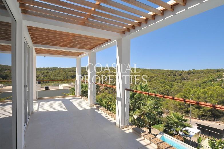 Property for Sale in Modern 4 bedroom villa with roof terrace for sale Sol De Mallorca, Mallorca, Spain