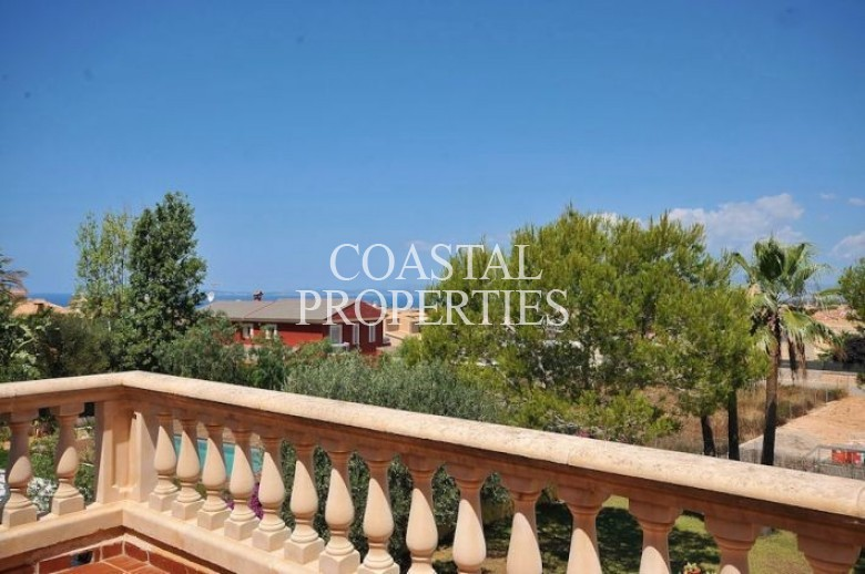 Property for Sale in Sa Torre, Villa For Sale With Sea View And Swimming Pool Sa Torre, Mallorca, Spain