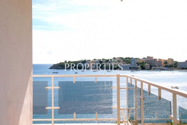 Property for Sale in Palmanova, Sea View Apartments For Sale With Underground Parking Palmanova, Mallorca, Spain