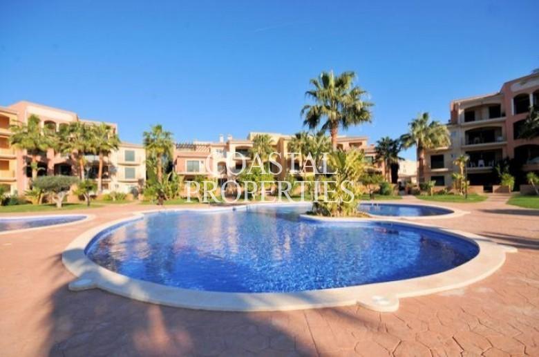 2 Bedroom Apartment For Sale Santa Ponsa Coastal Properties Mallorca
