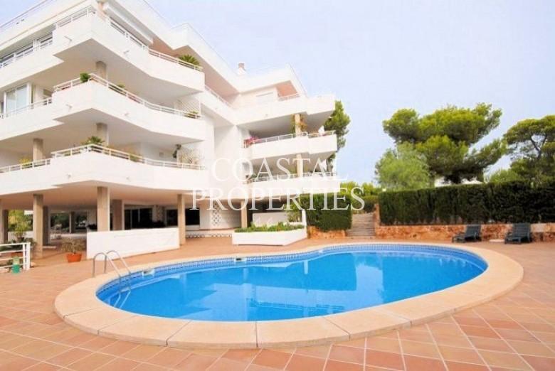 Property for Sale in Cala Vinyes, Srea View Apartment For Sale In Buena Vista Cala Vinyes, Mallorca, Spain
