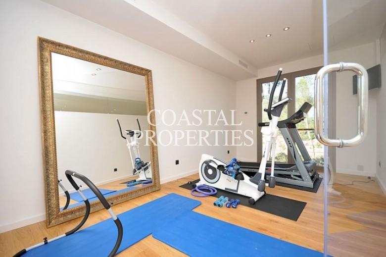 Property for Sale in Son Vida, Luxury Modern Villa With Amazing Views For Sale   Son Vida, Mallorca, Spain
