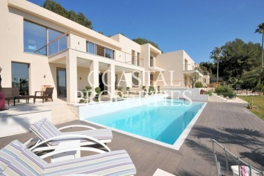 Property for Sale in Son Vida, Luxury Modern Villa With Amazing Views For Sale   Son Vida, Mallorca, Spain