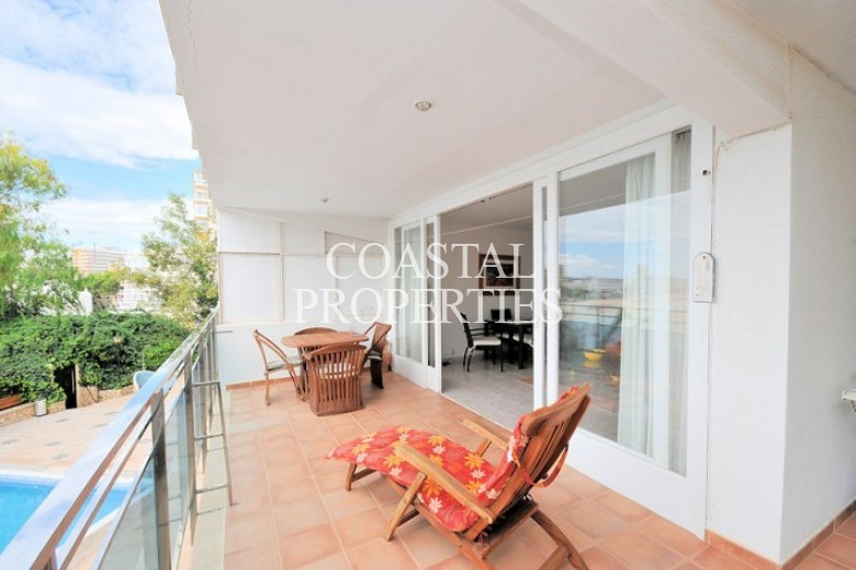 Property for Sale in Torrenova, Apartment With Direct Sea Access For Sale Torrenova, Mallorca, Spain