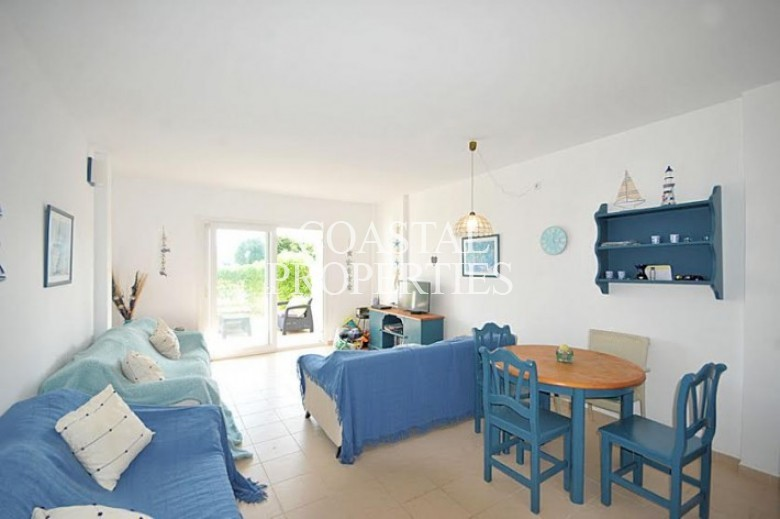 Property for Sale in Cala D'or, Garden Apartment For Sale Near The Marina In Cala D'or, Mallorca, Spain