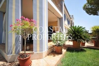 Property for Sale in Sa Vinya, Garden Apartment For Sale In  Bendinat, Mallorca, Spain