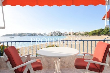Property for Sale in Palmanova, Beach Front One Bedroom Apartment For Sale In Palmanova, Mallorca, Spain