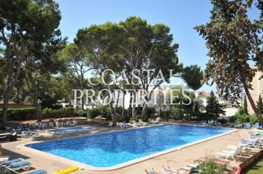 Property for Sale in Palmanova, Pool View Apartment For Sale Palmanova, Mallorca, Spain