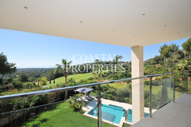 Property for Sale in Bendinat, Sea View Contemporary Luxury Modern  Villa For Sale  In Bendinat, Mallorca, Spain