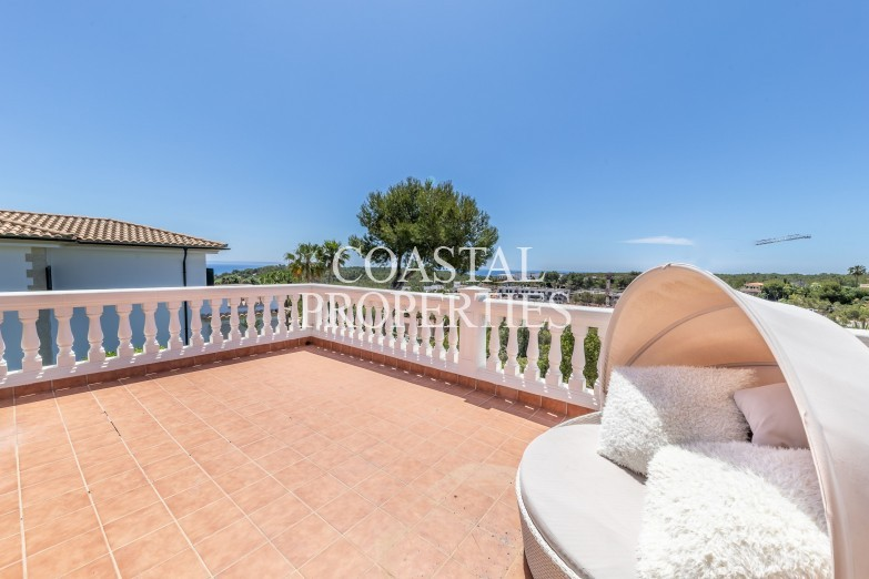 Property for Sale in Cala Vinyes, Villa For Sale With Sea Views In  Cala Vinyes, Mallorca, Spain