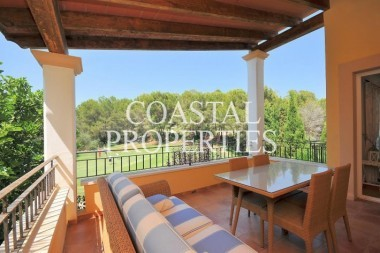 Property for Sale in Camp De Mar, First Line Golf Villa For Sale  In The Lovely Area Of Camp De Mar, Mallorca, Spain
