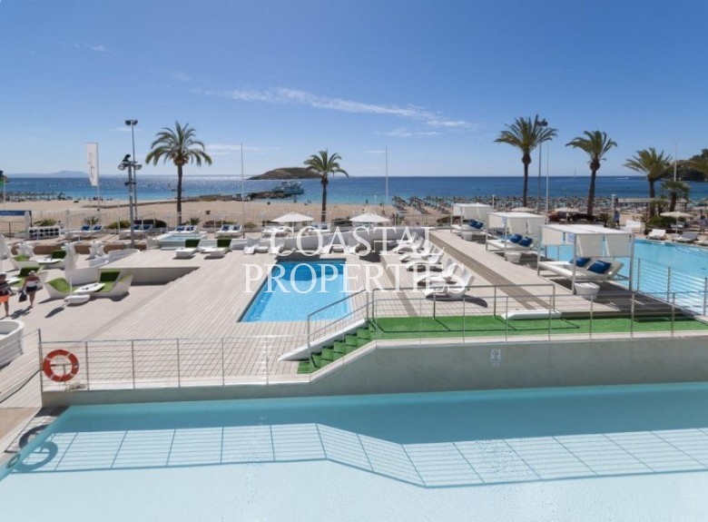 Property for Sale in Magalluf, One Bedroom Apartment For Sale In Wave House  Magalluf, Mallorca, Spain