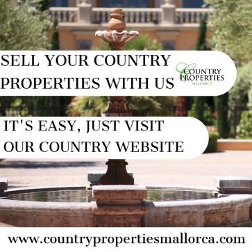 Sell your country house with us