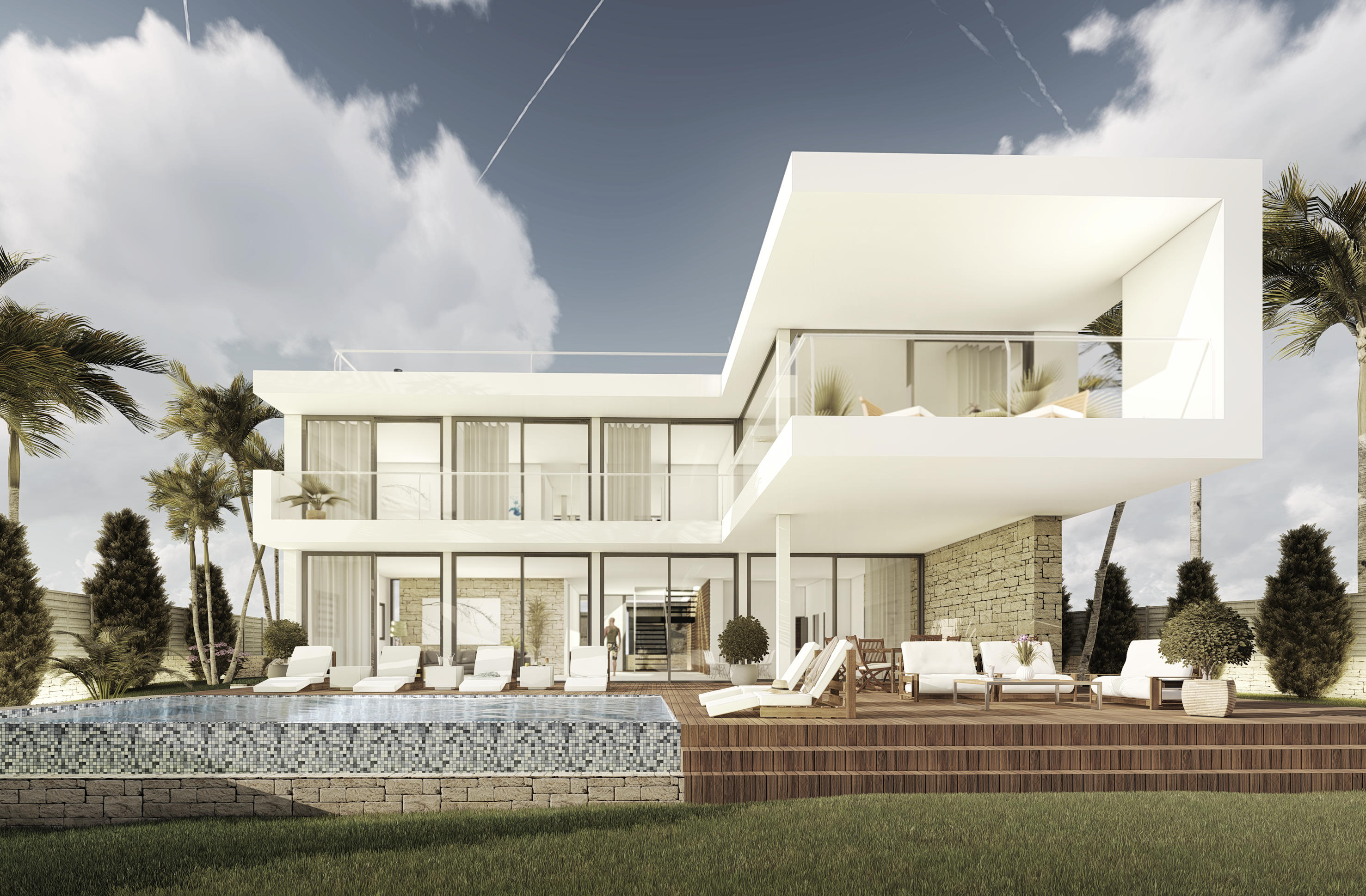 Unique opportunity to purchase a villa project Cala Vinyes