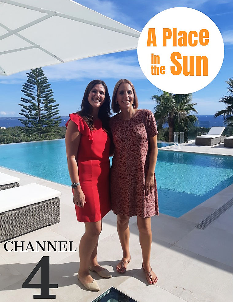 TV presenter Jasmine Harman A Place In The Sun