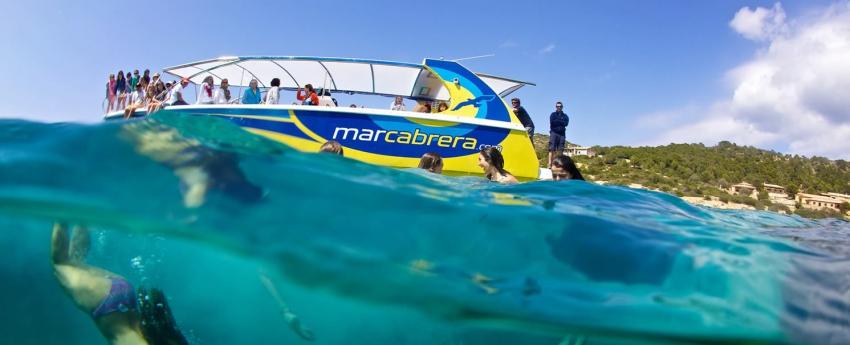 Cabrera Boat Trip