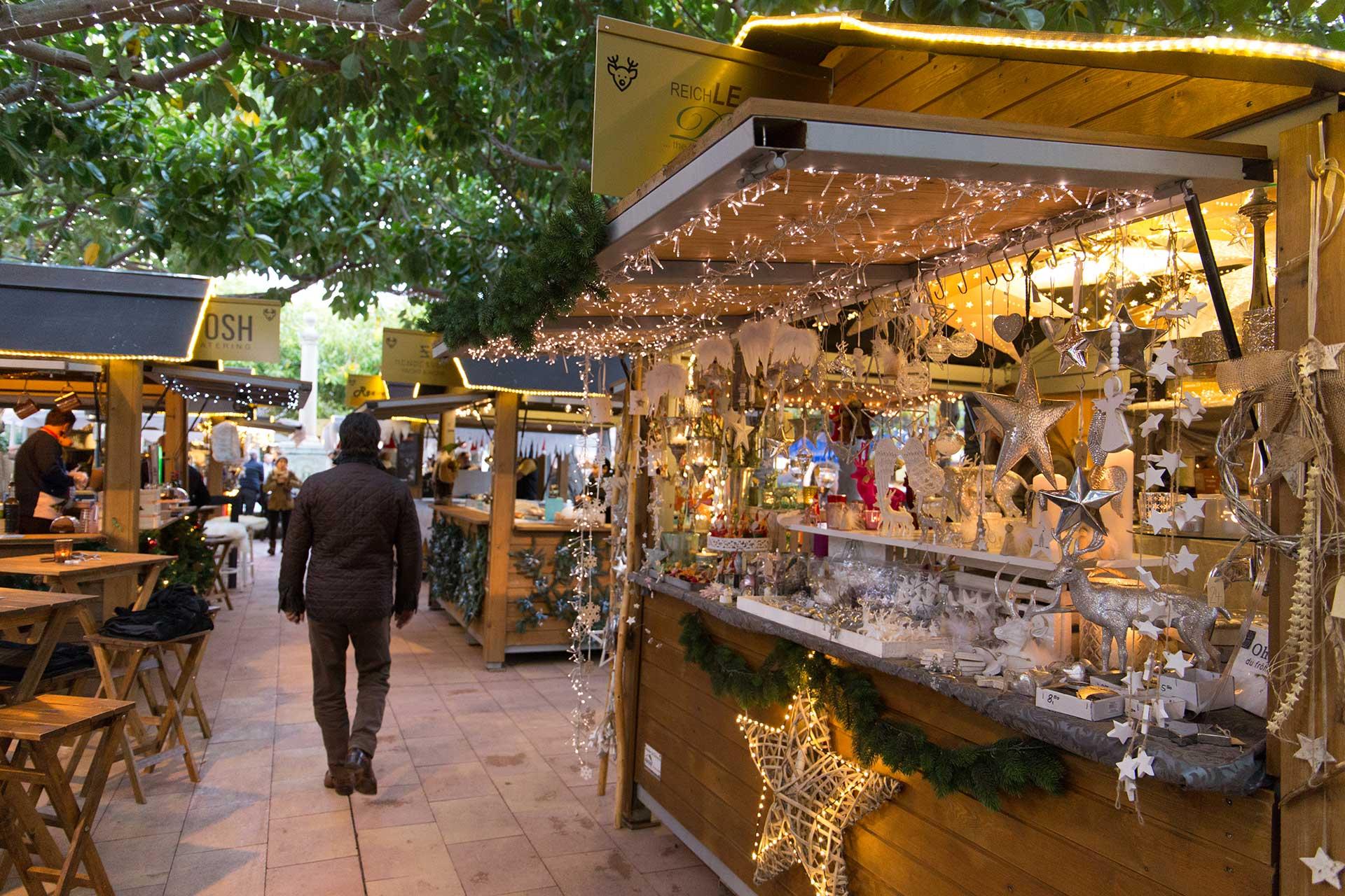 Christmas market Portals